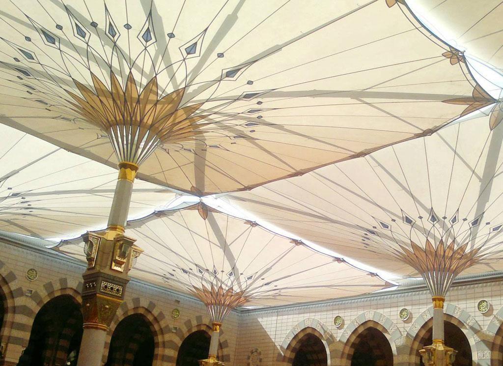 Interesting Facts about Masjid-e-Nabvi