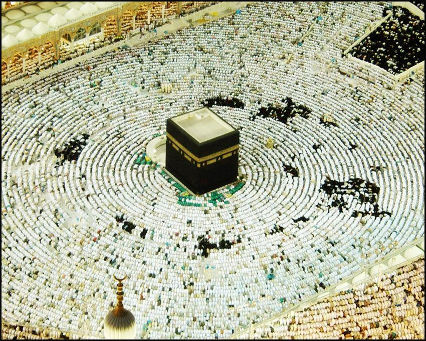 Why Muslim Couples should Go on Umrah for Honeymoon