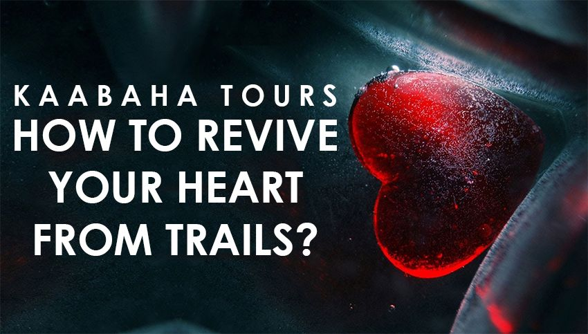 How to Revive your Heart from Trails